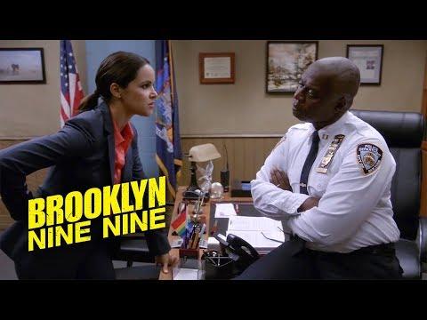 The Curves Hide The Camera | Brooklyn Nine-Nine