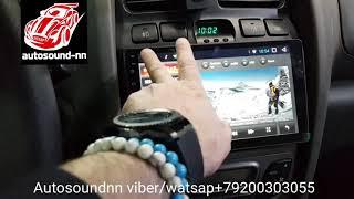 "Штатная Магнитола Hyundai Santa Fe classic 9"" (4 ядра 2/32) android 7.1"