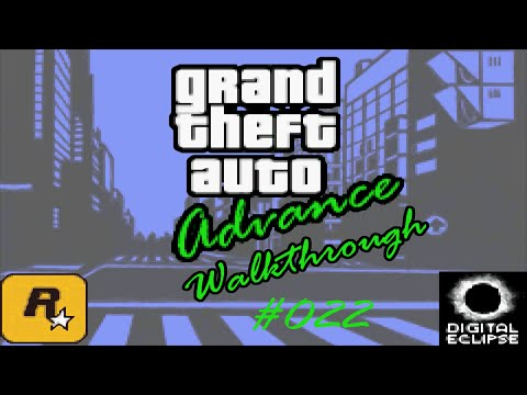 GTA Advance - Walkthrough #22 - Taxi-Missionen