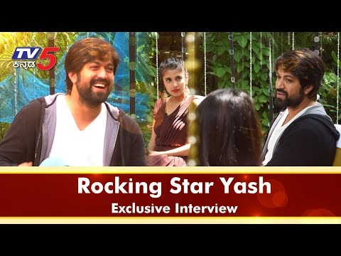 Rocking Star Yash Full Interview With TV5 Kannada Exclusive | #YASH |ರಾಕಿಂಗ್ ಸ್ಟಾರ್ ಯಶ್ |#TV5Kannada
