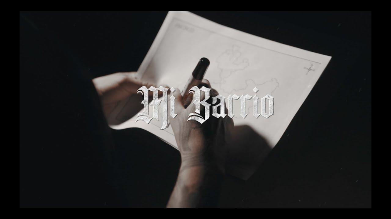 Toser One - Mi Barrio (Lyric Video)