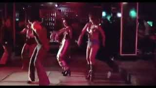 Eyes Behind The Wall (1977) Dancing Scene (Disco)