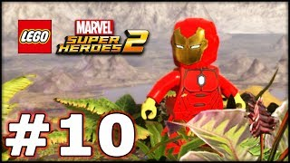 LEGO Marvel Superheroes 2 - LBA Episode 10 - The Wakanda Episode!