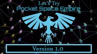 Pocket Space Empire / Stellar Monarch - (4x Empire Management Game)