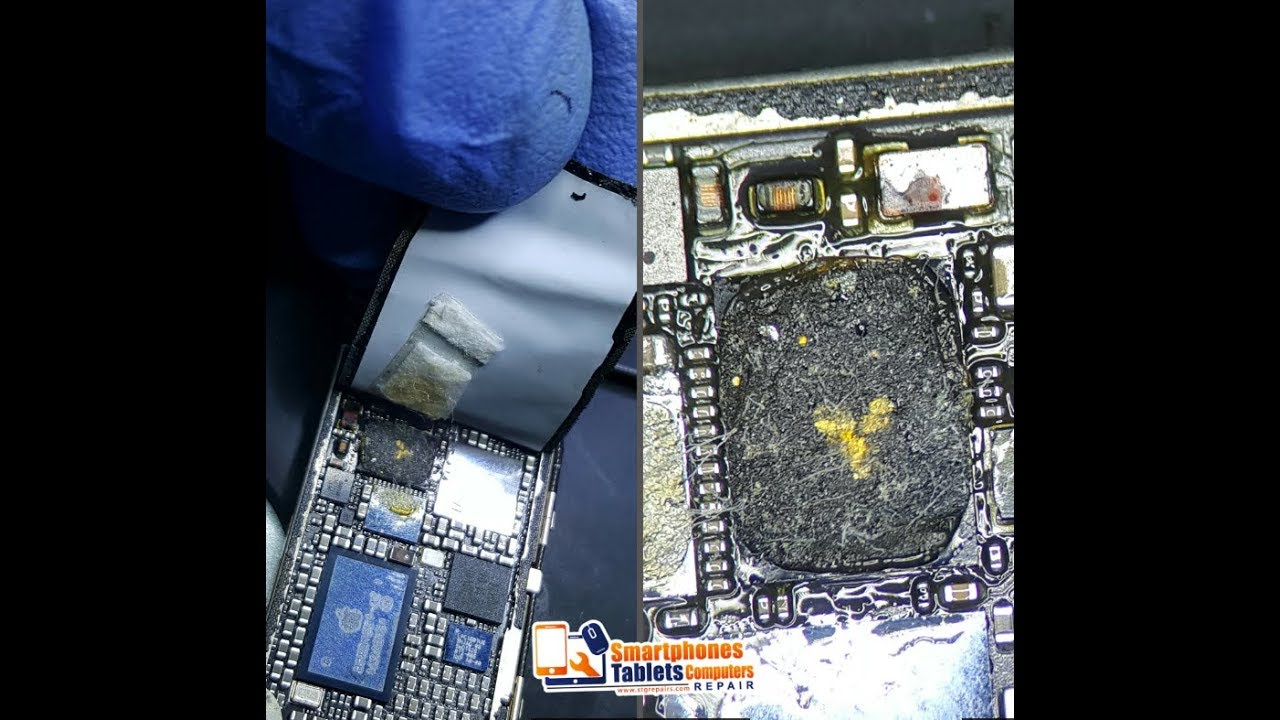 hot sales d9fb6 126b7 iphone 6 plus touch ic repair + reball chip