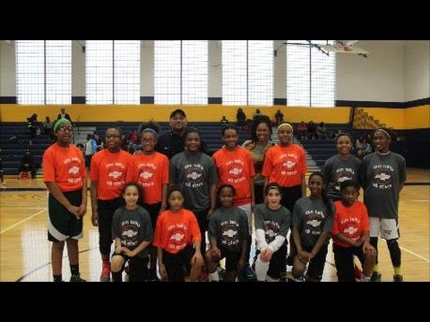 Inaugural Just A Chance Fiba 6th Grade Girls All Star Game