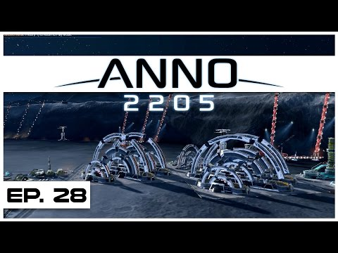 Anno 2205 - Ep. 28 - World Market Supply! - Let's Play - Anno 2205 Gameplay