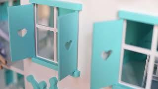 Кукольный домик LWH Обзор
