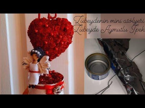 BİR AVUÇ MUTLULUK #sevgililergünü #hediye #kendinyap
