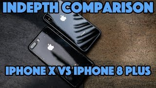iPhone X vs iPhone 8 Plus - WHICH IS THE BETTER BUY? [In-Depth Comparison]