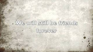 """Friends Forever"" - Vitamin C [Graduation Song Instrumental Remake with lyrics]"