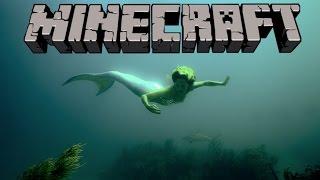 Mermaid Spouse: Minecraft Vanilla Structure Mod 1.10