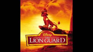 The lion guard - it is time beau black