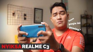 Kayak Gini Pantes Disebut Gaming? - Nyiksa Realme C3