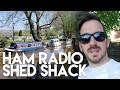Planning My Ham Radio Shed Shack & Sunny Days Out!