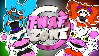 Minecrat Fnaf: Sister Location - Fnafzone Adventure (Minecraft Roleplay)