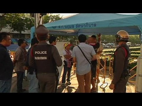 Blast in Bangkok kills two