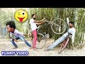 Must Watch New Funny Comedy Videos 2019 😂 😂 - Episode 44 - SM TV Funny Vines    Bindas Boys