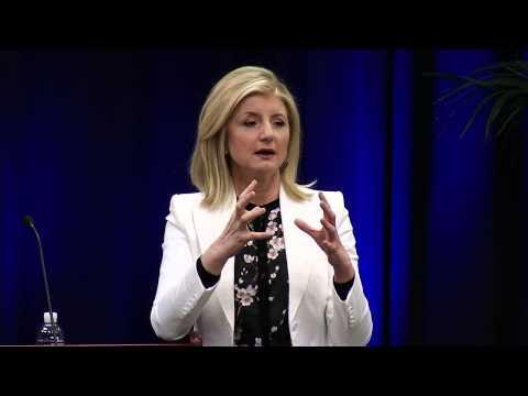 LinkedIn Speaker Series: Arianna Huffington