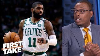 Paul Pierce: Celtics still the favorites in the East despite struggles | First Take