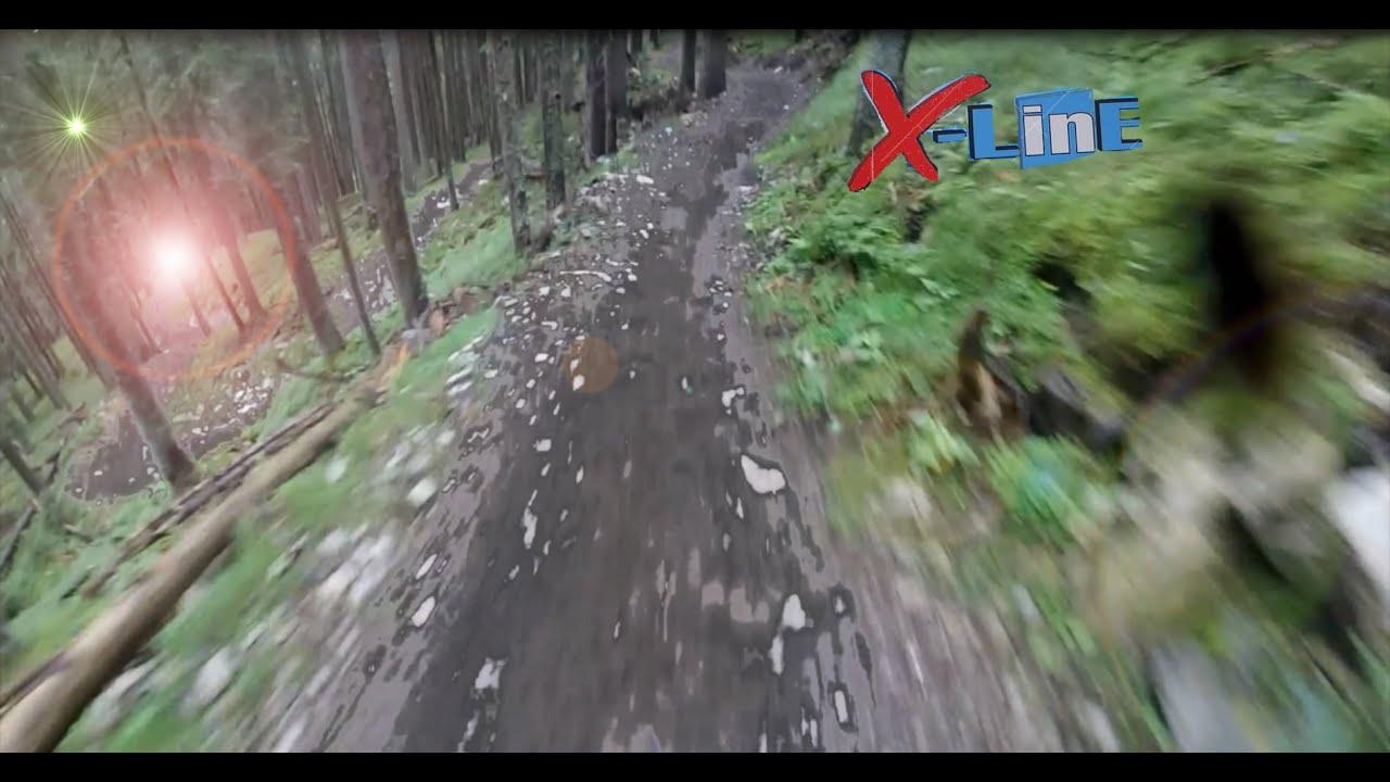 Bikepark Saalbach Hinterglemm X Line 2016 Pov Youtube