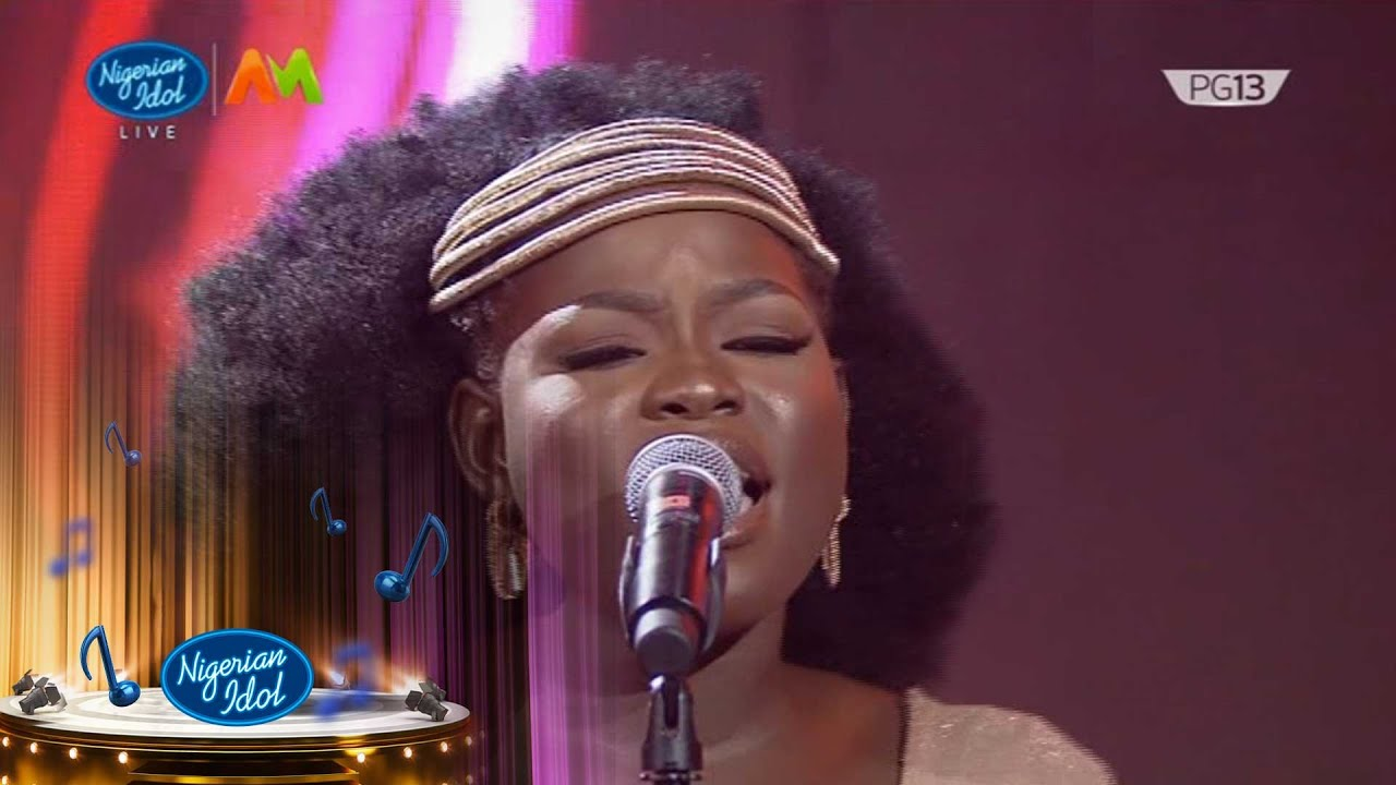 Download Top 11 - Comfort – 'Olufunmi' – Nigerian Idol | Africa Magic | S6 | E7 | Africa Magic