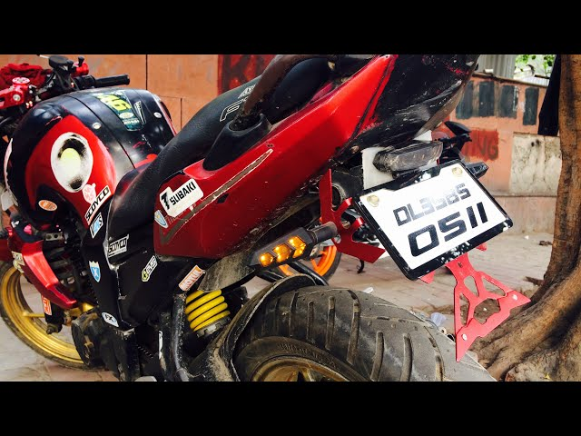 How to install Tail Tidy in Any Motorcycle