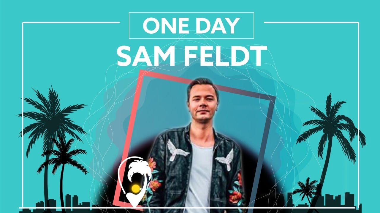 Sam Feldt & Yves V-One Day (feat. ROZES) [Club Mix] [Lyric Video]