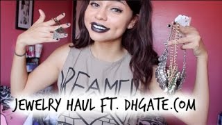 Jewelry Haul Ft Dhgate.com