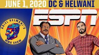 Ariel Helwani's MMA Show (June 1, 2020) | ESPN MMA