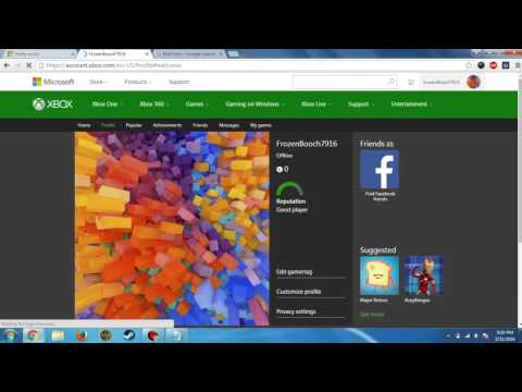 Thumbnail: How To Make a Xbox Live Account (1 Free Month Every Time)