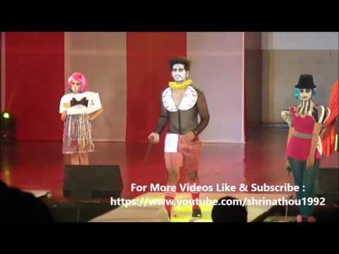Fashion Show 1 at IIT Bombay during Mood-Indigo 2015 - 2016
