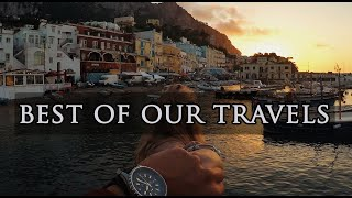 Best of our travels 2016-2018