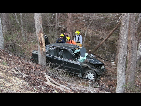 Life Force responds to single vehicle accident on Highway 100 in Chattooga County