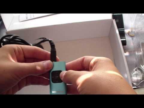 Test vom Medion mp3 Player Kopfhörer-set