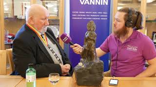 An interview with John Kaneen RBV