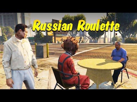 RUSSIAN ROULETTE MOD - GTA 5 PC MODS