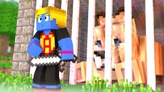 Minecraft: CASA DO TIGRE ‹ MORANDO SOZINHO › #03