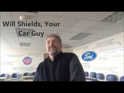 A Blast from the Past, Will Shields, Your Car guy