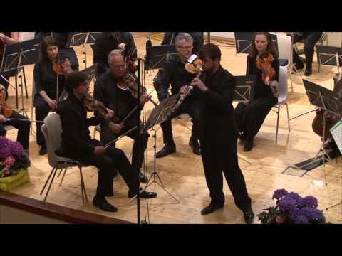AudiMozart 2014 - Bruno Lucas Perez: Mozart - Concerto per oboe KV 314