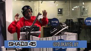 Fred the Godson / Joell Ortiz interview at Shade45