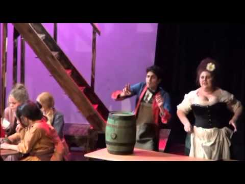 LES MISERABLES- MASTER OF THE HOUSE