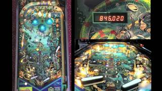 Gambar cover FATHOM Pinball Machine (Bally 1981)- PAPA video tutorial (Part 2)