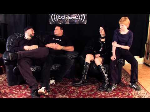 Mirrored In Secrecy Interview (Dark Rock Festival 2012)