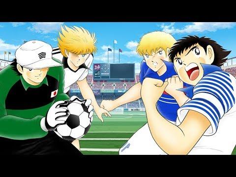 NANI??! RIVIVIAMO LA NOSTRA INFANZIA! - Captain Tsubasa: Dream Team