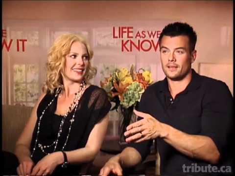 "Katherine Heigl & Josh Duhamel (""Life As We Know It"") Interview"