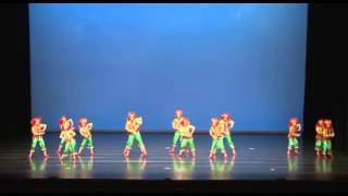 第51屆學校舞蹈節高級組--迦密梁省德學校--花腰樂樂(彝族