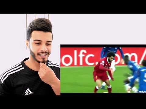 ردة فعلي على افضل اللاعبين المراوغين العرب ( صلاح , محرز . يوسف المساكني .حكيم زياش و غيرهم )