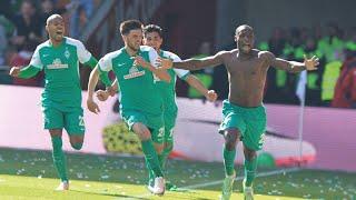 Werder Bremen - Alle Tore der Saison 2015/2016 Hinrunde+Rückrunde ~Tomjamin