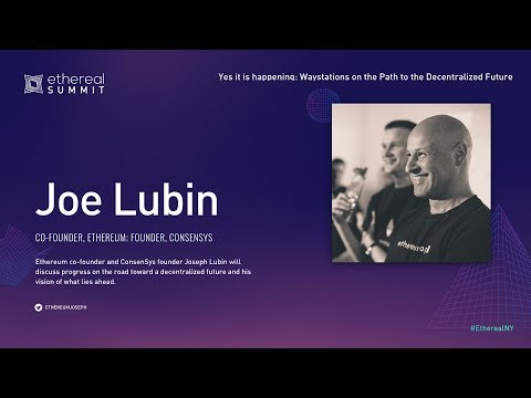 JOE LUBIN - Nature Of The Firm, v2.0 KEYNOTE from EtherealNY